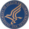 Dept. of Health & Human Services logo