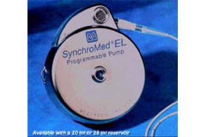 Medtronic SynchroMed EL pain pump